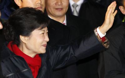 Park Geun-Hye Elected President of South Korea