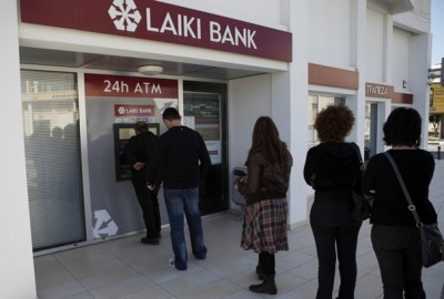 Proposed Cyprus Bailout Includes Savings Haircut