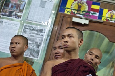 The Roots of Radical Buddhist Movements in Burma and Sri Lanka