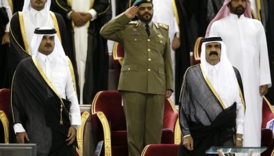 Emir of Qatar Announces Abdication
