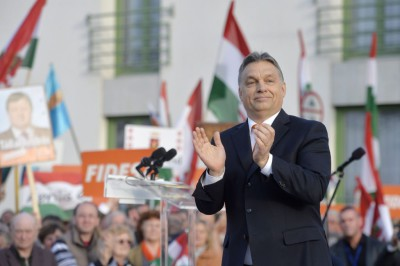 Hungary's Orbán Courts the Right, Wins Supermajority