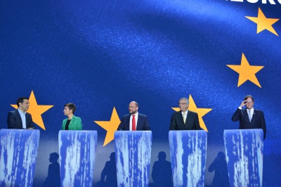 European Parliament Elections: A Low-Risk Way to Register Dissatisfaction