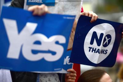 "Scottish Independence: The Heart Says ""Yes"", But the Brain Says ""No"""
