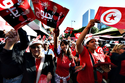 Bucking Arab Trends, Tunisian Voters Replace Islamist Ennahda with Secularist Nidaa Tounes