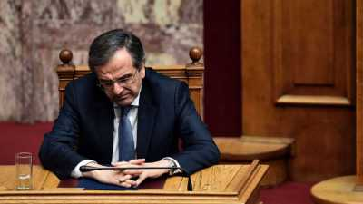 Greek Government Dissolved in Midst of Crisis; Radical Left Could Gain Decisive Vote Share