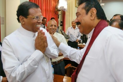 In Sri Lanka Vote, Rajapaksa Faces Another Former Ally