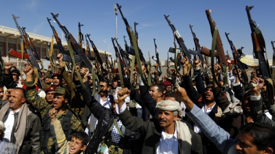 Houthis Depose Yemeni Government, Announce Takeover