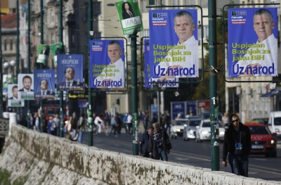 After SDP's Split, Ethno-Nationalist Parties Return in Full Force in Bosnia's Elections